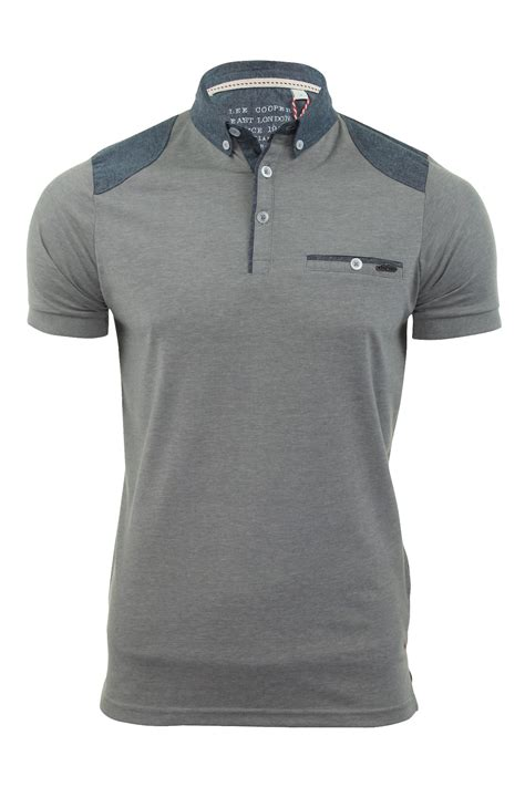Kaos Tshirt Cooper mens polo shirt cooper premium range elmstead t
