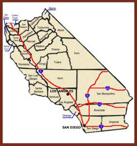ghost towns map ghost towns of california
