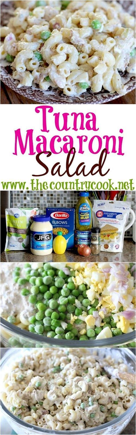 classic tuna salad recipe with eggs the 25 best macaroni ideas on pasta salad