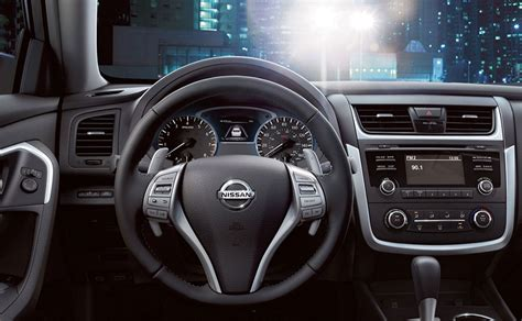 nissan altima 2016 interior 2016 nissan altima in baton rouge la all star nissan