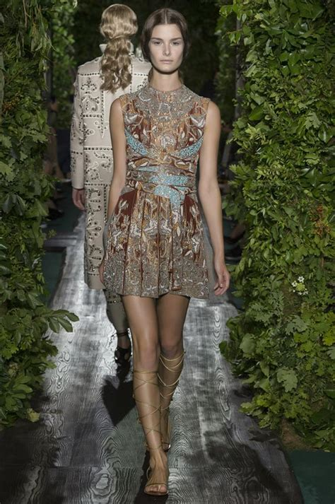 Show Report Haute Couture Ss 07 Valentino by Valentino Haute Couture Fall Winter 2014 2015 Collection