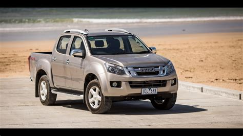 isuzu  max ls terrain  dual cab ute review youtube