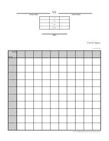 2015 blank football square super bowl new calendar template site