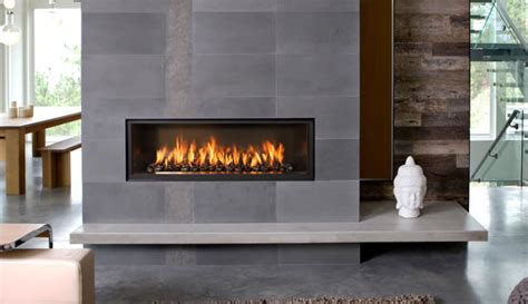 Fireplace Wyoming by Ws 54 Inch Wide Screen Gas Fireplace By Town Country