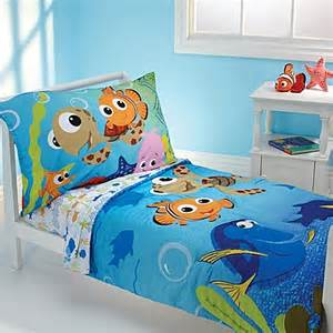 disney quot finding nemo quot 4 toddler bedding set bed
