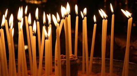 benedizione delle candele candelora ecco il significato dell accensione delle