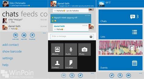 Hp Nokia Lumia Yang Bisa Buat Bbm review aplikasi bbm untuk windows phone beta version