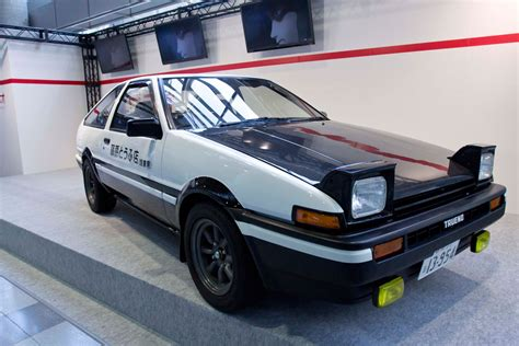initial d toyota ae86 initial d www imgkid the image kid has it