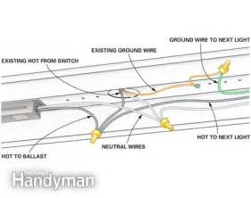 how to wire a finished garage the family handyman