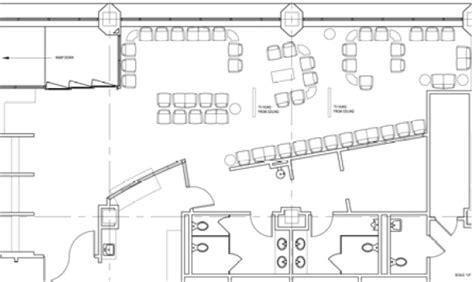 Emergency Department Floor Plan by Bau Architecture
