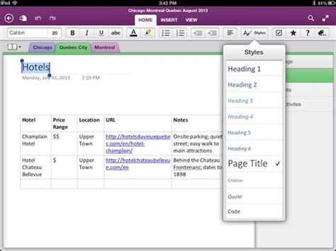 evernote templates for android showdown follow up evernote vs onenote techrepublic