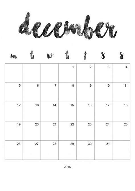 Calendrier Novembre/Décembre à imprimer | DIY | Pinterest