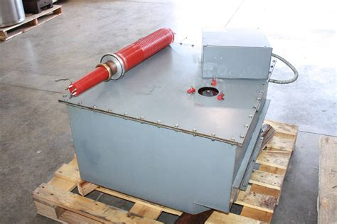 high voltage dc isolation transformer varian filled a11360a 200 kv high voltage