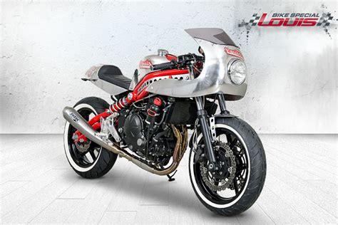 Louis Motorrad Umbau by Louis Kawasaki Er 6n Spezial Umbau Louis Motorrad