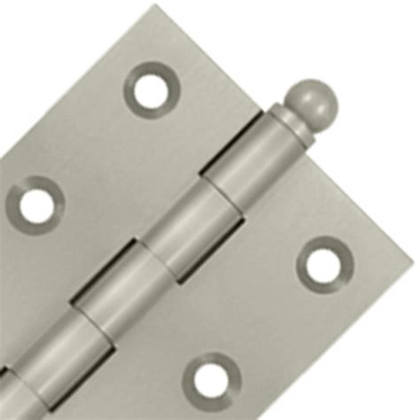 2 1 2 inch x 2 inch solid brass cabinet hinges brushed