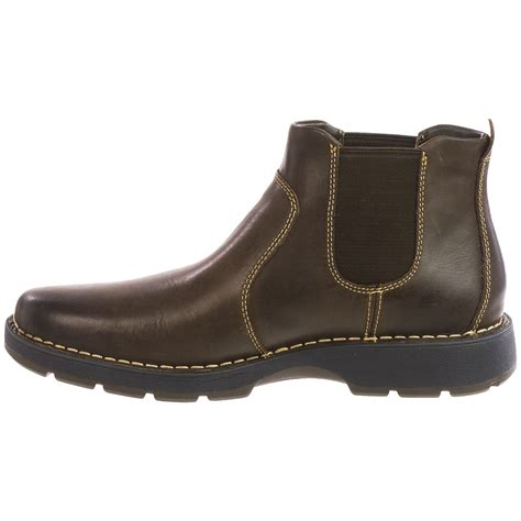 johnston and murphy mens boots johnston murphy byatt chelsea boots for save 40