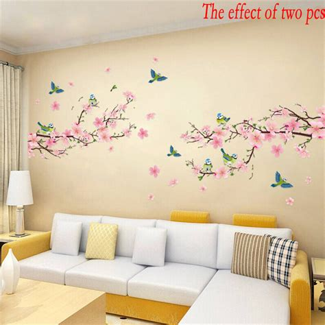 kids bedroom wall decals 1 pc sakura wall ᐂ stickers stickers kids rooms bedroom