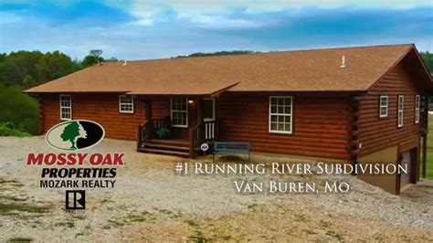 Cabins In Buren Mo by Sold Current River Home Cabin For Sale In Buren