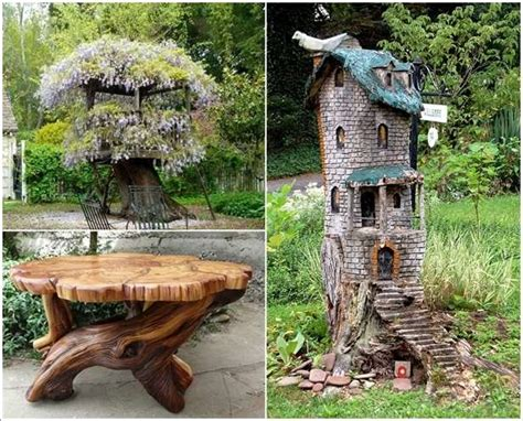 Decorative Tree Stumps by Amazing Interior Design New Post Has Been Published On