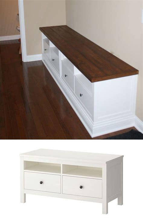 tv bench ideas hallway bench diy woodworking projects plans