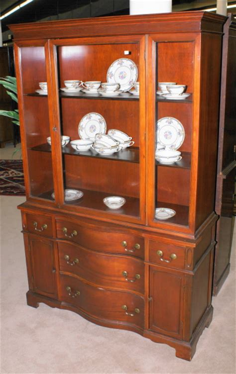 China Closet by China Cabinet Mahogany China Cabinet Antique China Cabinet
