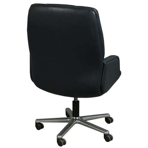 grey leather conference chairs steelcase vecta used leather conference chair blue gray