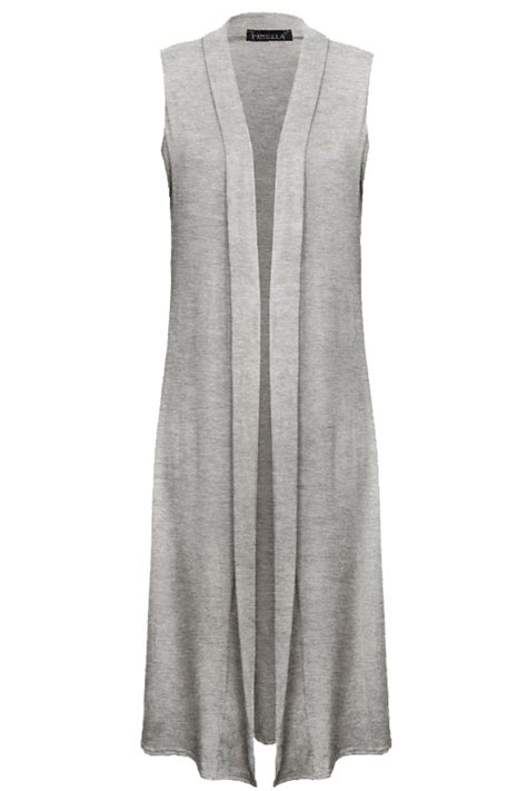 Maxi Cardi Batik Pashmina A0658 length sleeveless boyfriend soft open maxi cardigan shawl ebay