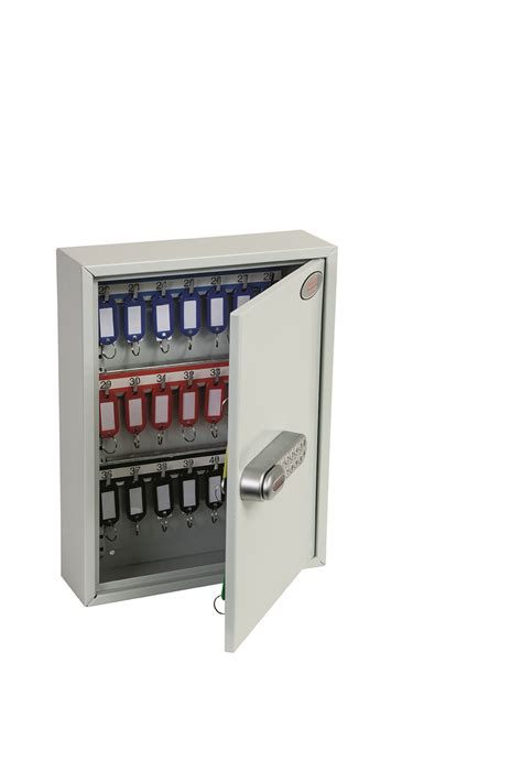 Electronic Push Shut Latch Mechanism Locking Key Cabinet