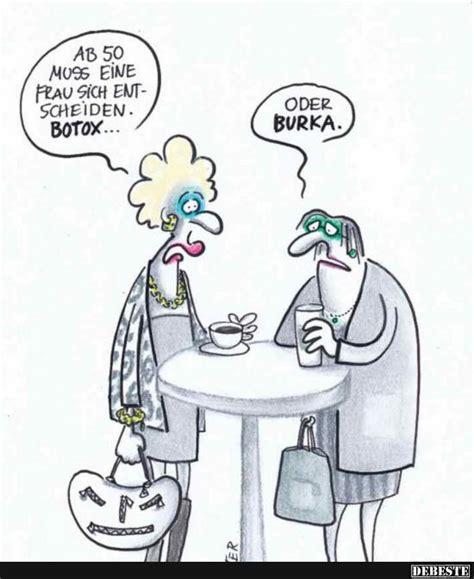 ab wann muss sich ummelden ab 50 muss eine frau sich entscheiden botox lustig