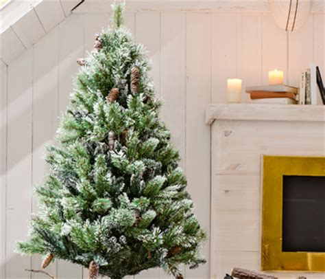 arbol de navidad verde 193 rbol de navidad verde nevado de 150cm aspen mix ref