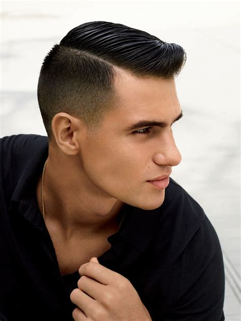 one side cut hairstyle one side haircut boys one side hair style for boys indian