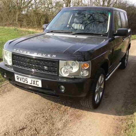 land rover vogue 2005 2005 land rover range rover vogue 4 4 v8 autobiography