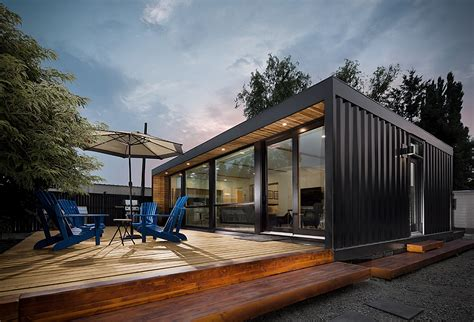 shipping container homes mibhouse