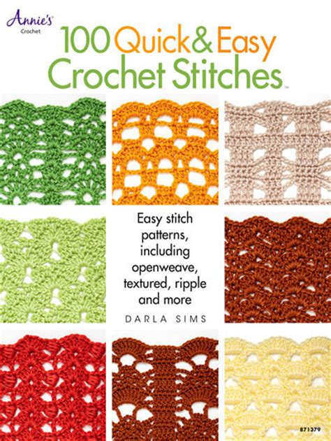 crochet collection 100 easy and beautiful tunisian and barvarian crochet patterns and projects tunisian crochet for beginners tunisian crochet stitch guide books 101 and easy crochet stitches