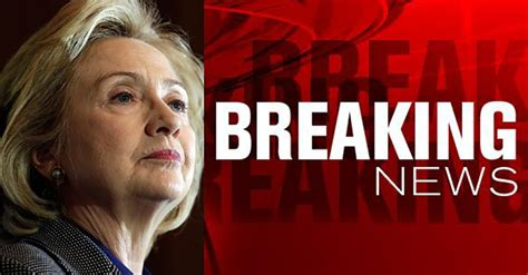 hillary clinton pictures videos breaking news breaking hillary s investigation reopened