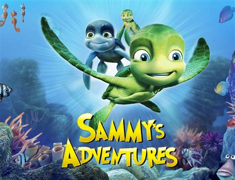 dvd giveaway sammy adventures iinet blog