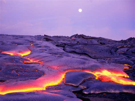 Volcano L by Silent Observer Hawaii S Big Kilauea And Mauna Loa Volcanoes Linked