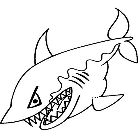 imagenes para colorear tiburon dibujos para colorear dibujos de tiburones para imprimir