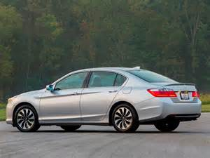 Honda Accord Hybrid 2014 Mpg 2014 Honda Accord Hybrid Review Hitting 50 Mpg And