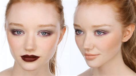 tutorial makeup ginger jessica chastain makeup tutorial for redheads with guest