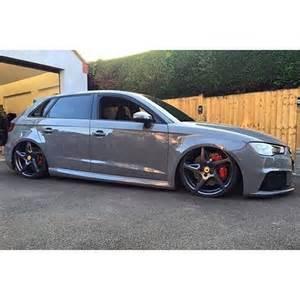 audi a3 wheels stance on instagram