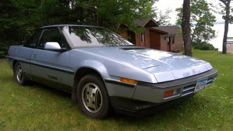 seven months later 74k mile 1986 subaru xt turbo bring a trailer