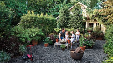 georgia backyard budget friendly backyard landscaping southern living