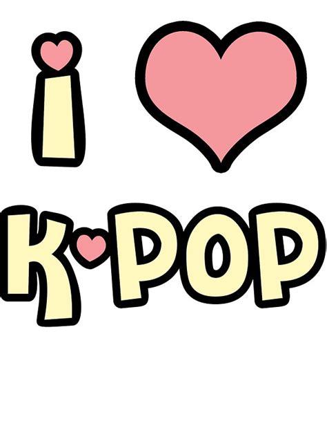 imagenes de i love kpop pegatinas 171 161 amo k pop 187 de caitlincic redbubble