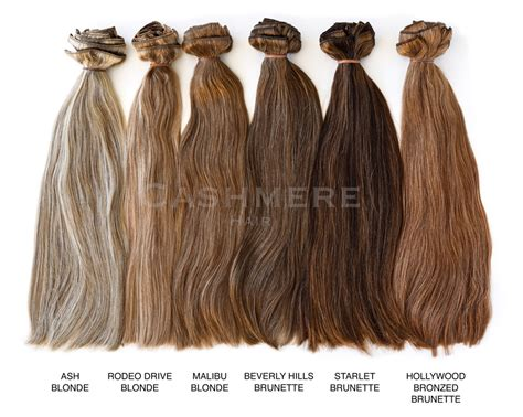 hair color chart 2 qlassyhairextensions cashmere hair extensions color chart