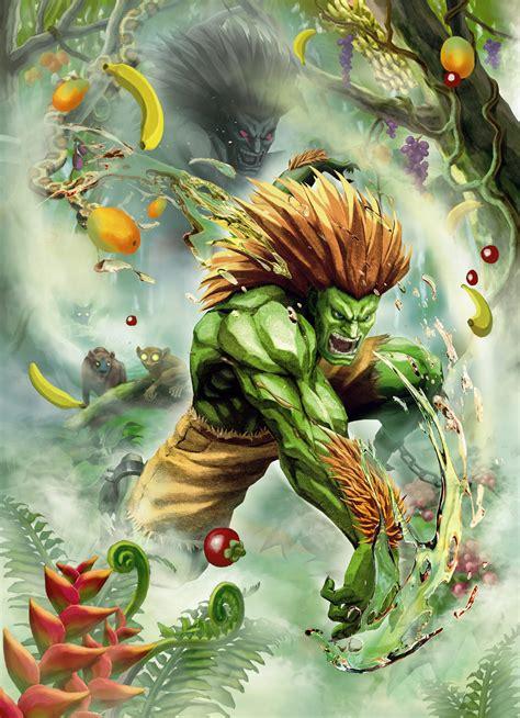 the art of the street fighter x tekken character artwork