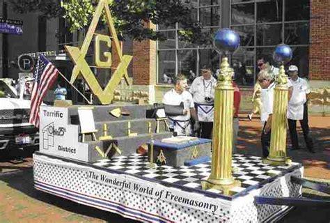 The Jokowi Secrets parade floats my freemasonry freemason information and