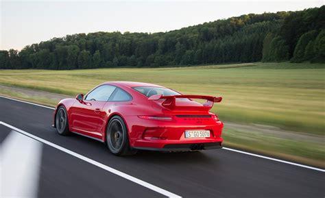 2014 porsche 911 gt3 car and driver