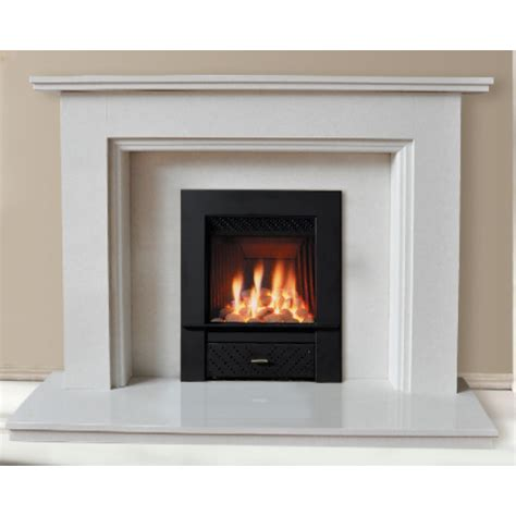 In Fireplace by Beaumont Marble Fireplace Range