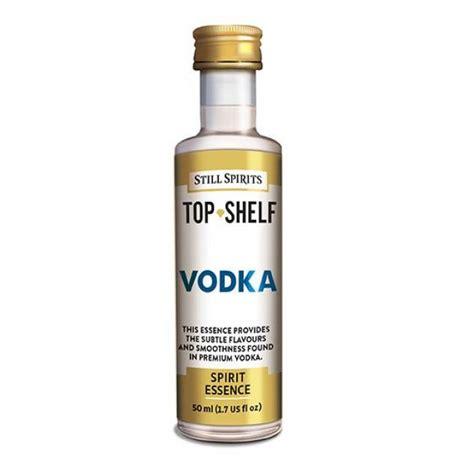 Top Shelf Vodka Prices by Top Shelf Vodka Home Brew Gold Coast